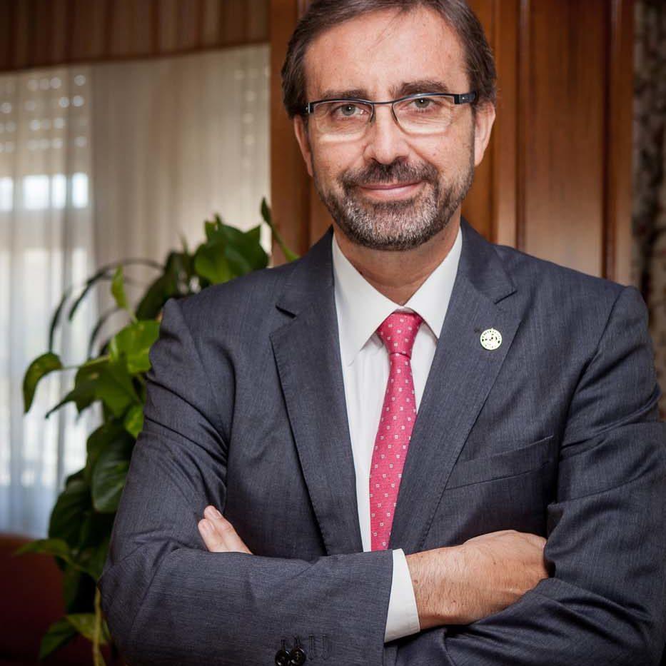 Rector UJA Juan Gomez Ortega