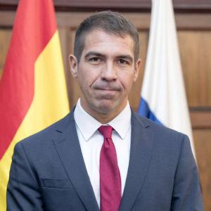 Vicerrectorado de Agenda Digital, Modernización y Campus Central - Jorge Riera Ledesma