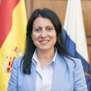 Vicerrectorado de Infraestructuras y Sostenibilidad - Monserrat Acosta González