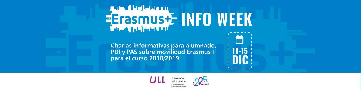 Erasmus Info Week