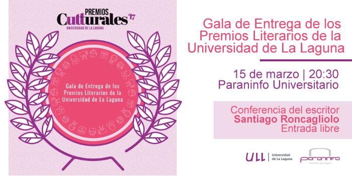 Premios literarios Universidad de La Laguna