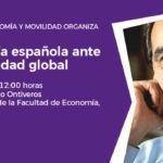 Cartel de la Economía española ante la inestabilidad global