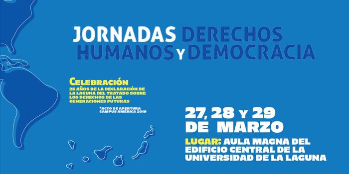 Jornadas Derechos Humanos y Democracia