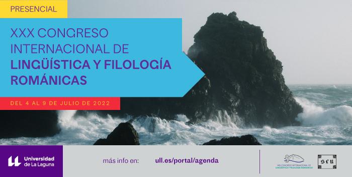 XXX Congreso Internacional de Lingüística y Filología Románicas_banner