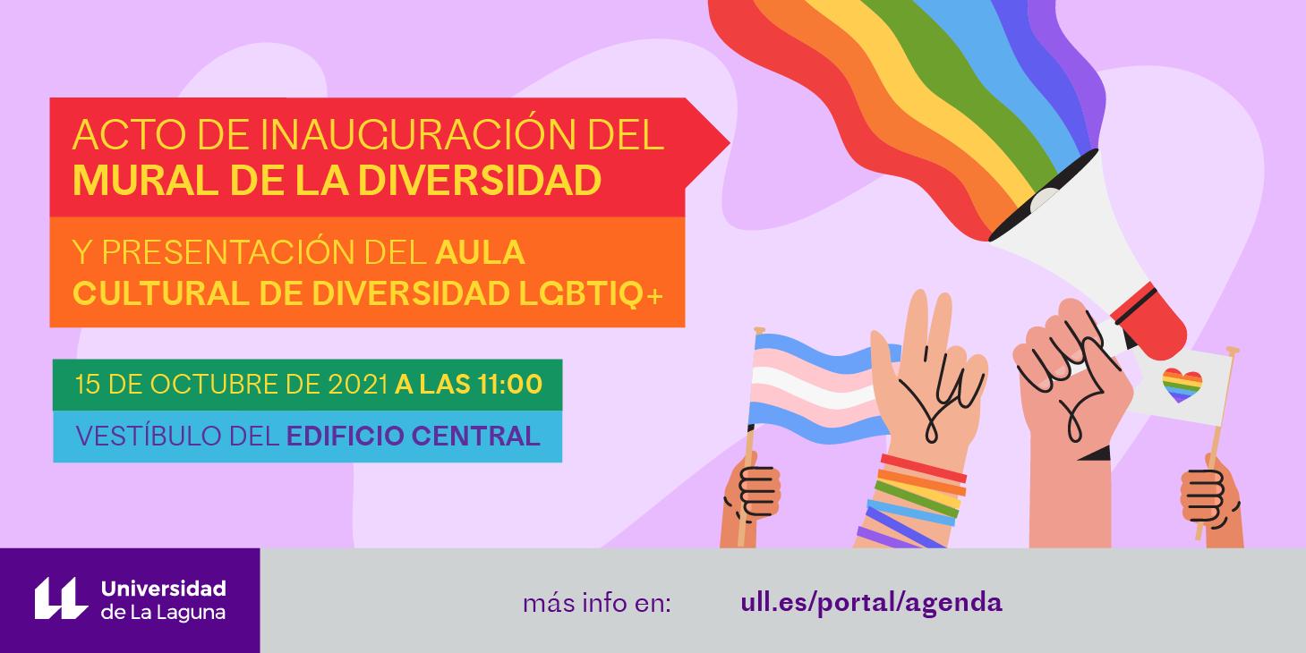 Inauguración Mural Diversidad_Banner agenda