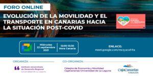 foro online movilidad 2021 eventos