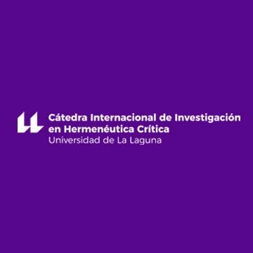 cátedra internacional de investigación en Hermenéutica Crítica