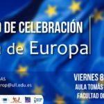 Cartel del Día de Europa