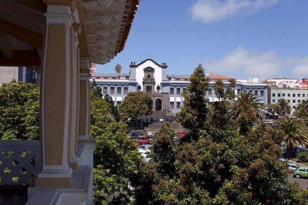 Edificio Central de la ULL