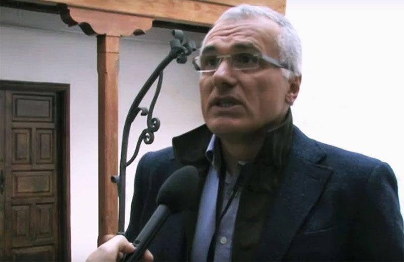 Juan E. Jiménez en una imagen de archivo.