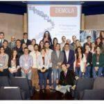Participantes en este final pitch de Demola Canarias