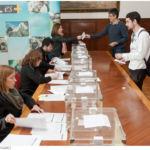 imagen de las elecciones a Consejo de Gobierno