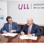Firma del convenio de apoyo financiero a la cátedra de jóvenes Emprendedores
