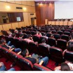 Imagen de archivo de la presentación del curso preparatorio de las pruebas de acceso para mayores de 2016.