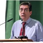 Martinón propuso un pacto institucional que permita a la ULL fijar políticas globales más allá de los mandatos de cada rector.