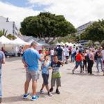 Feria de Cooperativas Escolares en Los Cristianos