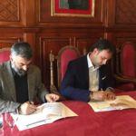 El Ayuntamiento de San Sebastián y la Universidad de La Laguna firman un convenio para realización de prácticas