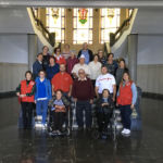 un grupo de mayores visita la ULL