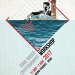 Cartel de este taller internacional de criptografía
