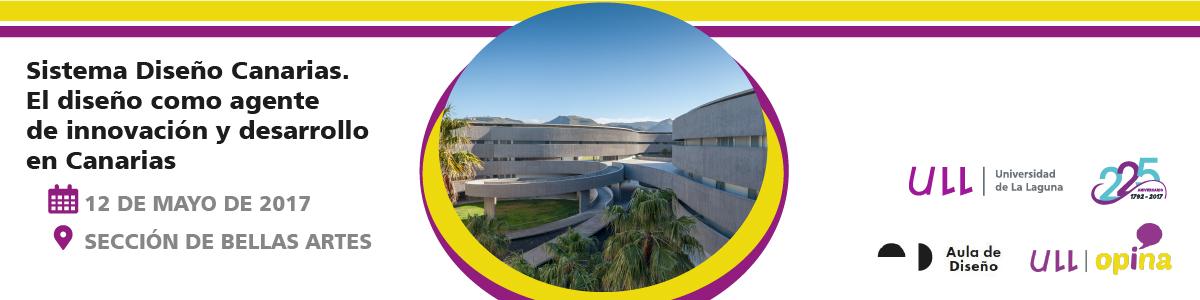 ULL Opina dedicado al sector del diseño en Canarias