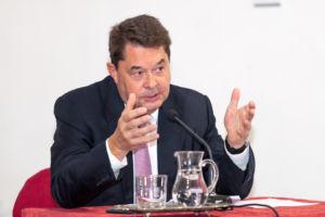 Carlos Vogeler, ponente inaugural