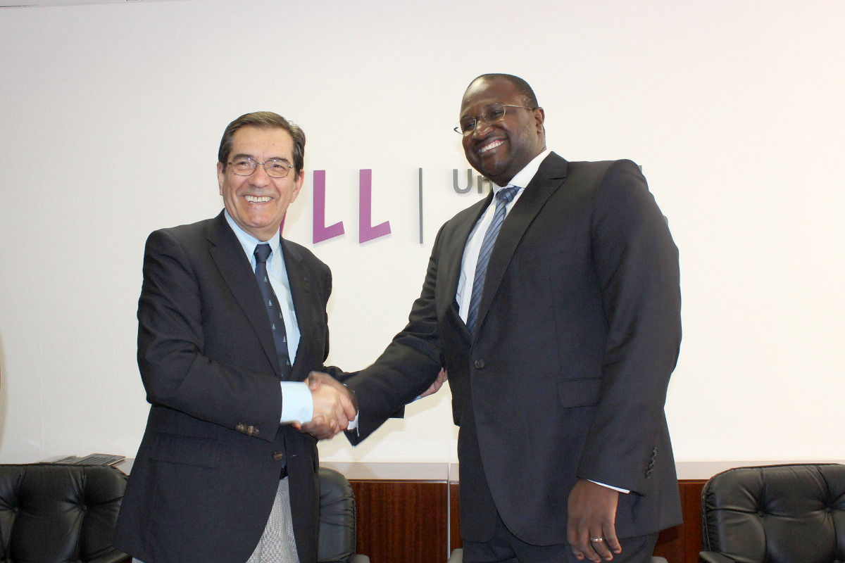 La Universidad de La Laguna amplía su influencia internacional con la firma de un acuerdo con el Institut Pasteur de Dakar
