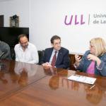 Firma del convenio con entidades de ecnomía social