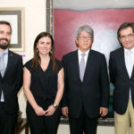 El Embajador de Japón en España visita la ULL