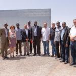 Visita de la delegación del Instituto Pasetur de Dakar