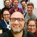 Participantes de la tercera edición de la Tenerife Startup Party