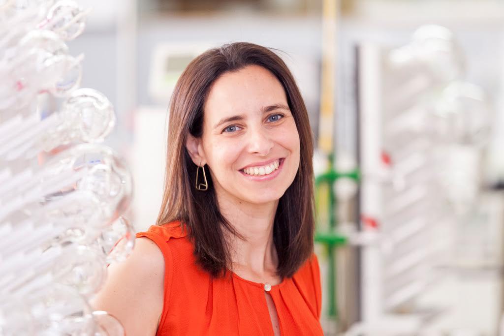 Ana Díaz Marrero, licenciada en Química Orgánica por la ULL