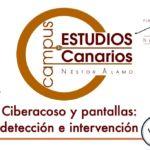 Cartel del Campus de Estudios Canarios Néstor Álamo