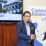 Presentación del Campus América a los medios