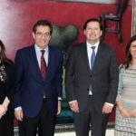 Visita de la Universidad Autónoma de Chile