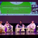 Debate sbre emprendimiento en educación