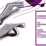 Cartel concierto 225 aniversario