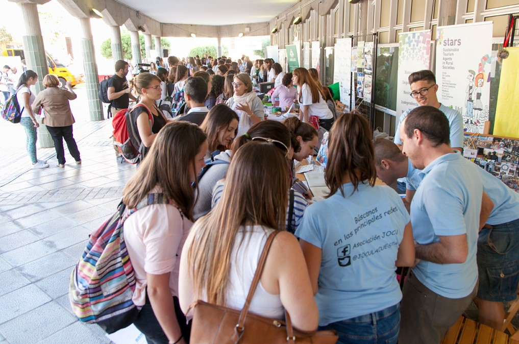 Feria de Voluntariado de 2016