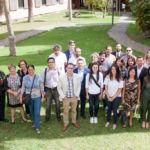 recepción a estudiantes iberoamericanos