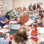 Reunión de intercambio del PAS