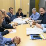 Reunión preparatoria de la cátedra de Medio Ambiente y Desarrollo Sostenible