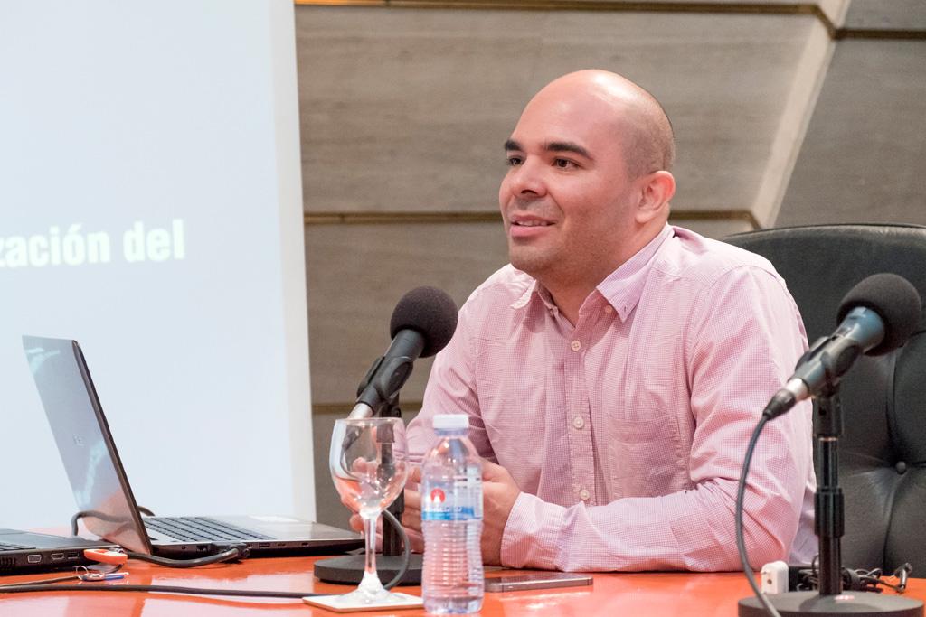 Albaraod partició en las I Jornadas de Innovación en Periodismo