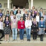 Foto de grupo de los participantes en la International Staff Week celebrada en la ULL.