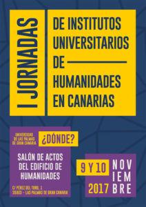 I jornada de los Institutos de Humanidades de Canarias