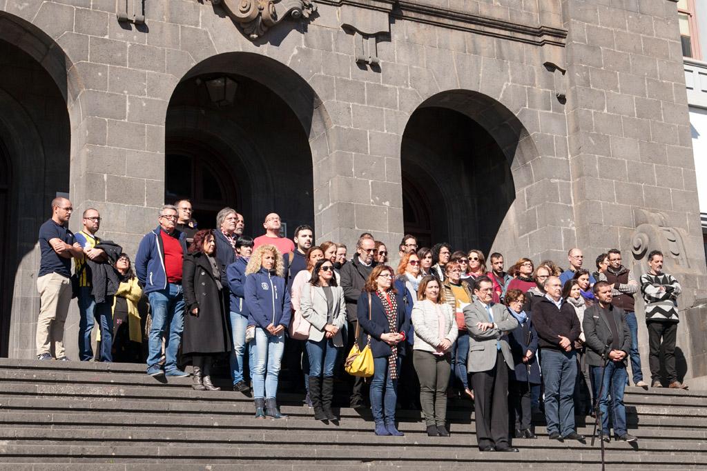 La Universidad de La Laguna muestra su repulsa ante el nuevo caso de violencia machista en Canarias