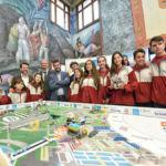 Presentación de la First Lego League Canarias 2018 en La Orotava.