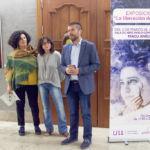 Inauguración de la exposición de Macu Anelo