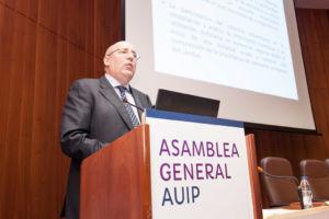 Martí Parellada abrió la reunión de la AUIP en la ULL