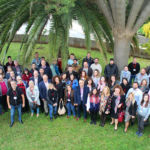 Foto de grupo de los investigadores asistentes a al reunión del consorcio MuTaLig en la ULL