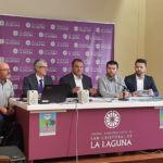 Rueda de prensa de presentación del programa de Biciabril 2018 en La Laguna