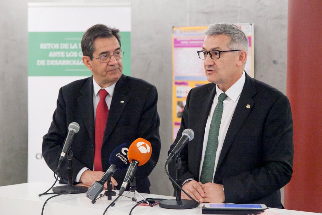 La CRUE impulsa el papel de las universidades como agentes para lograr los objetivos de la Agenda 2030